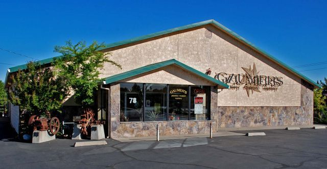 Gaumer's Jewelry, Red Bluff, California