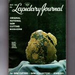 Priday Queen, Lapidary Journal - October, 1967