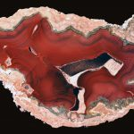 Baker Ranch Thunderegg agate