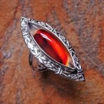 Montana Agate Lady's Ring