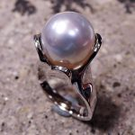 South Sea Pearl Lady's Ring