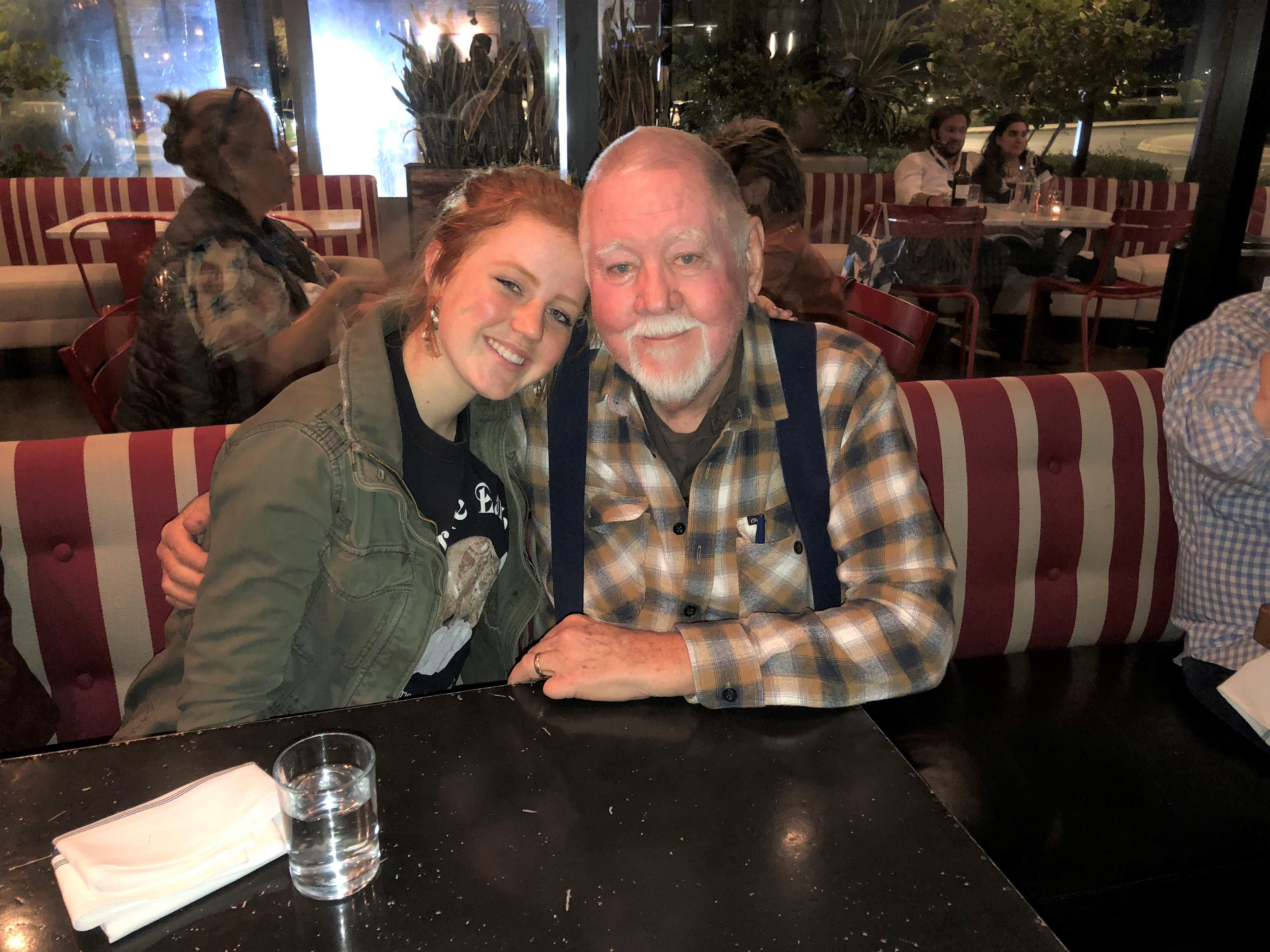 Emiana and John Gaumer