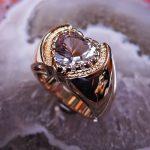 Amethyst Lady's Ring