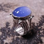Chalcedony Lady's Ring