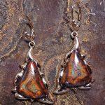 Koroit Opal Earrings