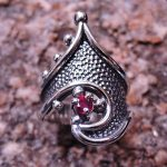 Ruby Lady's Ring