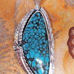 Tibetan Turquoise Pendant