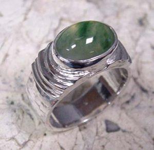 Happy Camp Jade ring