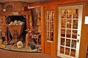 Gaumer's mineral and mining museum