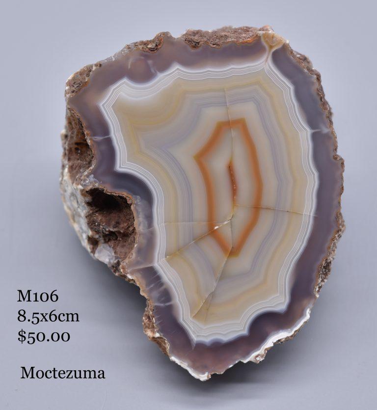 Moctezuma Agate