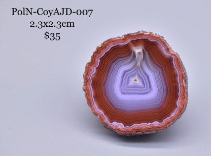 Coyamito Agate
