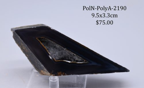 Polyhedroid Agate